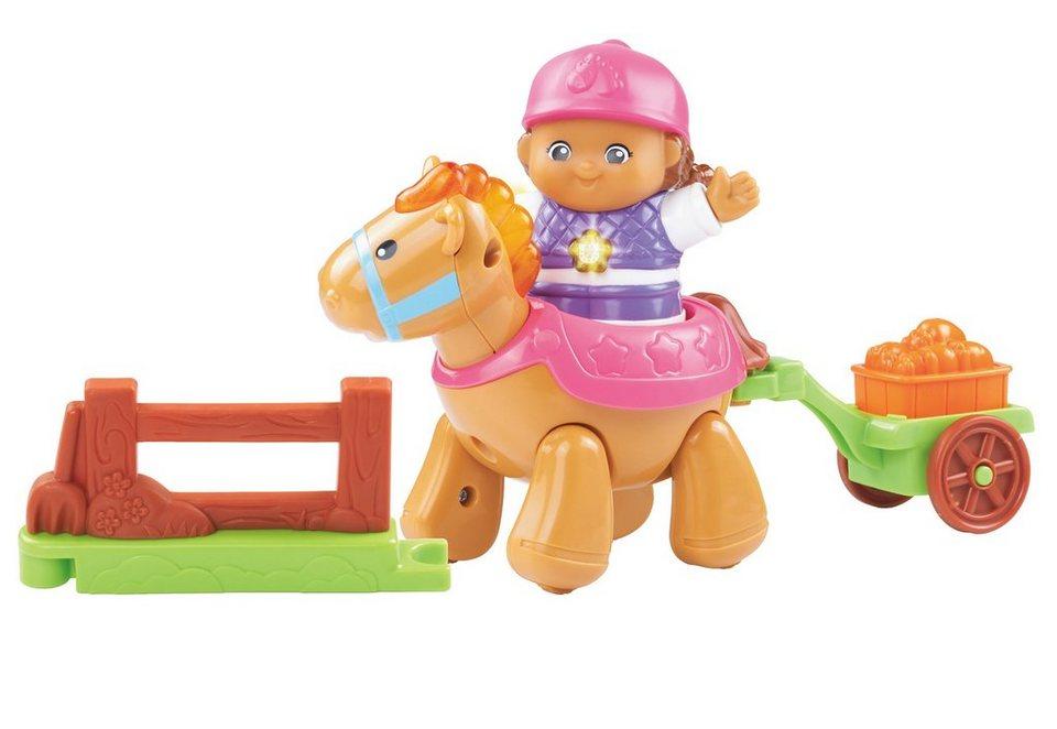 Vtech spielset emma mit pony kleine entdeckerbande