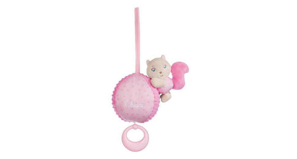 Chicco® Spieluhr in Geschenkdose, »Eichhörnchen«