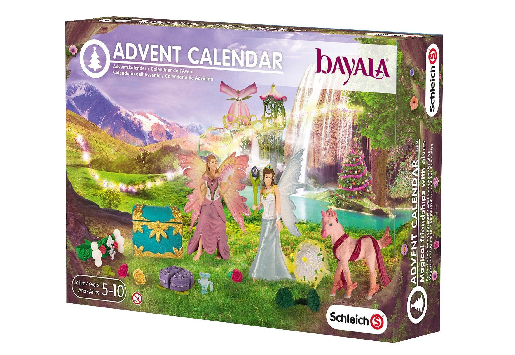 Schleich® Adventskalender (97050), »Adventskalender bayala 2015«