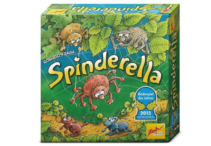 Zoch Spiel, »Spinderella«