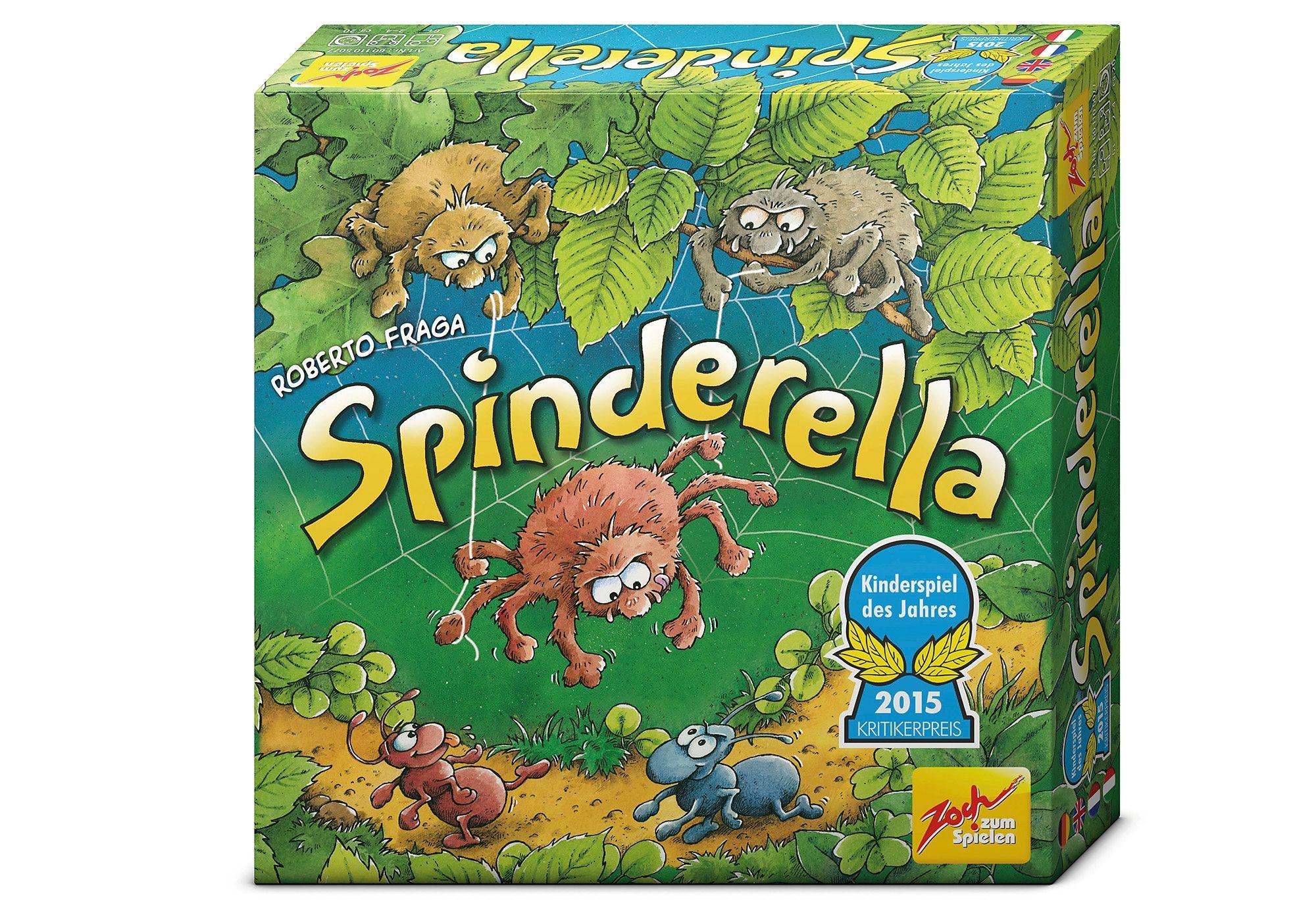 Zoch Gesellschaftsspiel, »Spinderella«