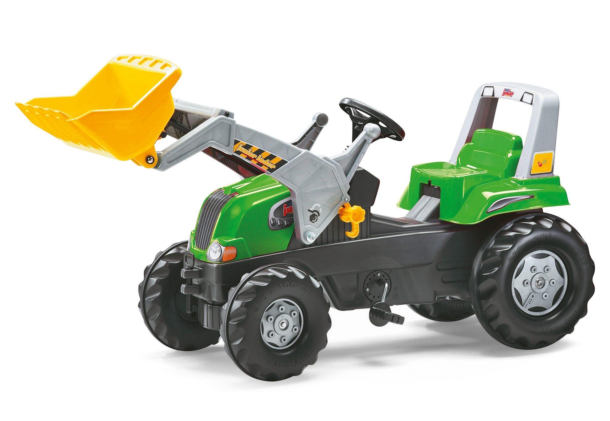Rolly toys trettraktor mit frontlader rollyjunior rt« online