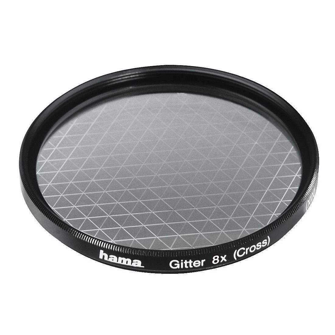 Hama Effekt-Filter, Gitter, 8x, 58,0 mm