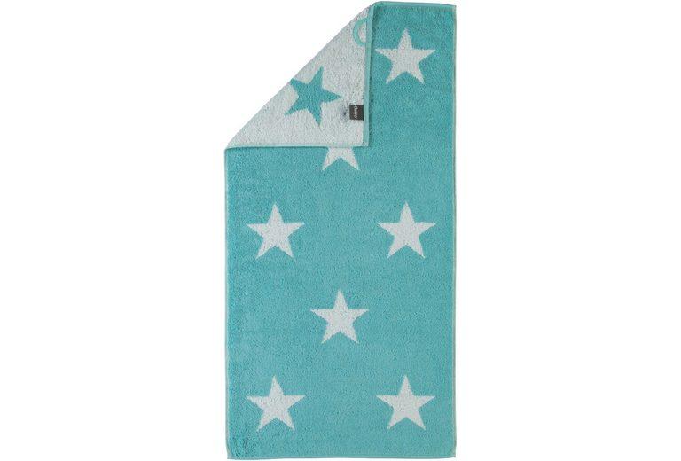 Handtücher, Cawö, »Big Summer Stars«, mit Sternen