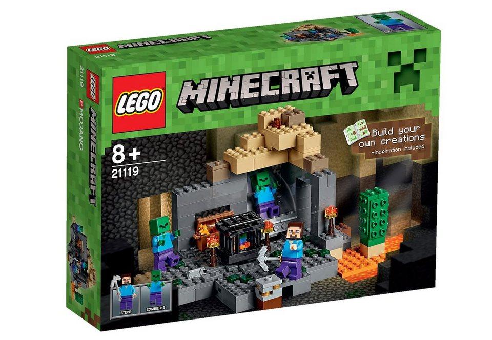 LEGO® Das Verlies (21119), »LEGO® Minecraft™«