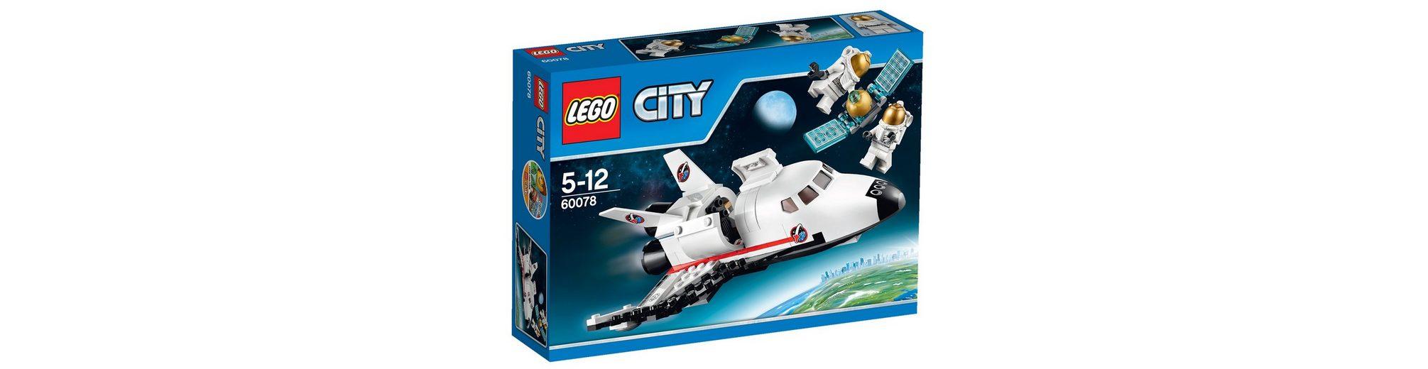 LEGO® Weltraum-Shuttle (60078), »LEGO® City«