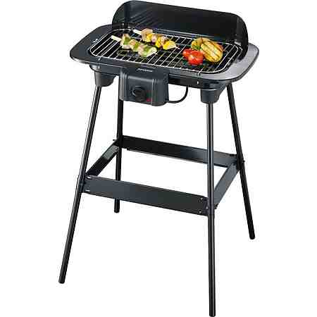 Severin Tischgrill / Standgrill »PG 8521«, made in Germany, 2300 Watt
