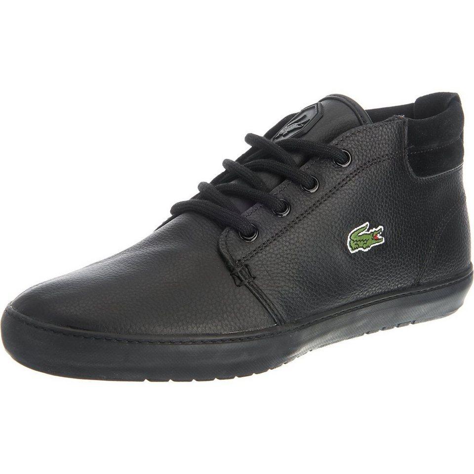 LACOSTE Ampthill Terra Sneakers in schwarz