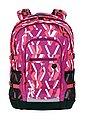 4YOU Schulrucksack mit Laptop- und Tabletfach, »Jump, Chequer Pink«, Bild 1