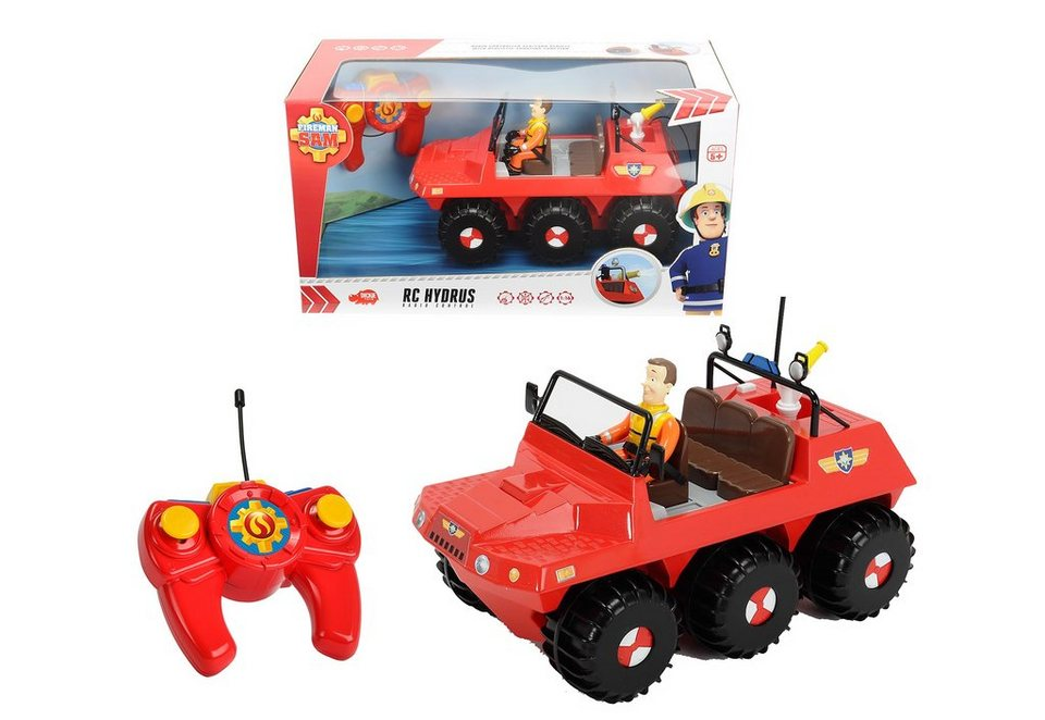 Dickie RC-Komplett-Set, »RC Feuerwehrmann Sam Hydrus«
