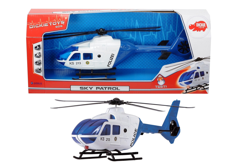 Dickie Polizei Helikopter, »Sky Patrol«