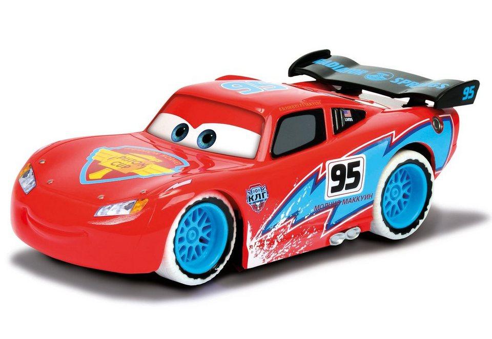Dickie Toys RC-Komplett-Set, »RC Ice Race Lightning McQueen«