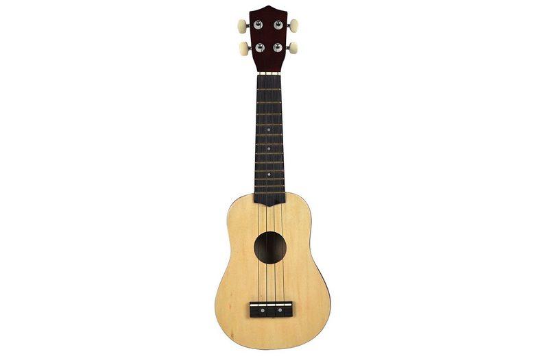 Voggenreiter Gitarre, »4-Saitige Mini-Gitarre / Ukulele«