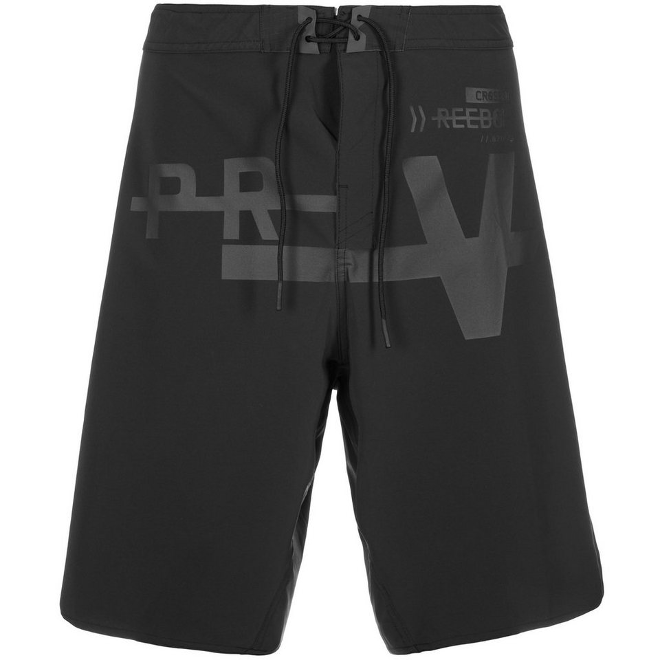 REEBOK CrossFit Super Nasty Core Trainingsshort Herren in schwarz