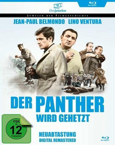 Blu-ray »Der Panther wird gehetzt«