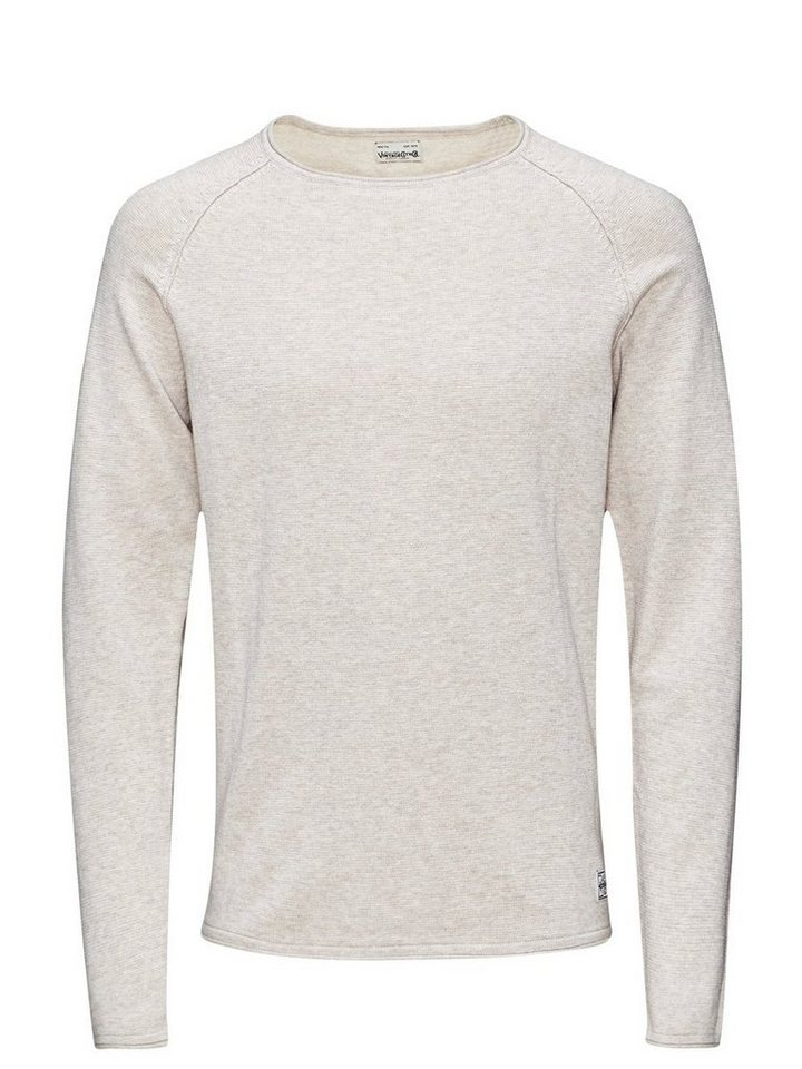 Jack & Jones Pullover in Egret