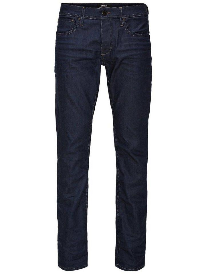 Jack & Jones Clark Original JJ 903 Regular fit Jeans in Blue Denim