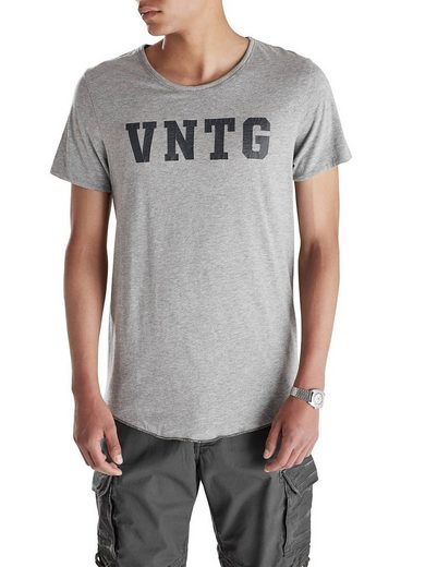 Jack & Jones Used-Look Regular Fit T-Shirt