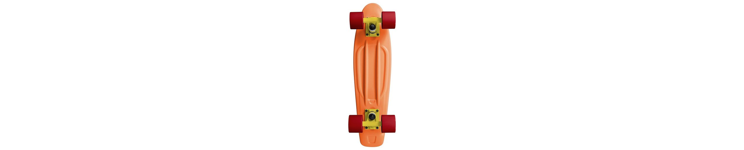 Ram Mini Cruiser Skateboard, »Old School«