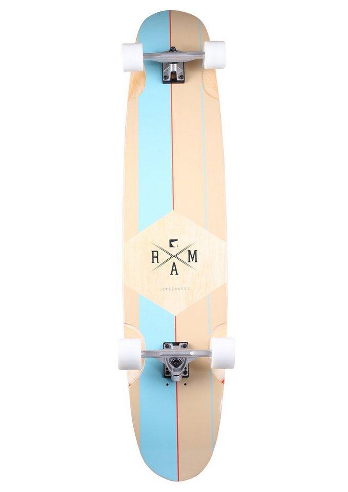 Ram Longboard, »Bohja« in mehrfarbig