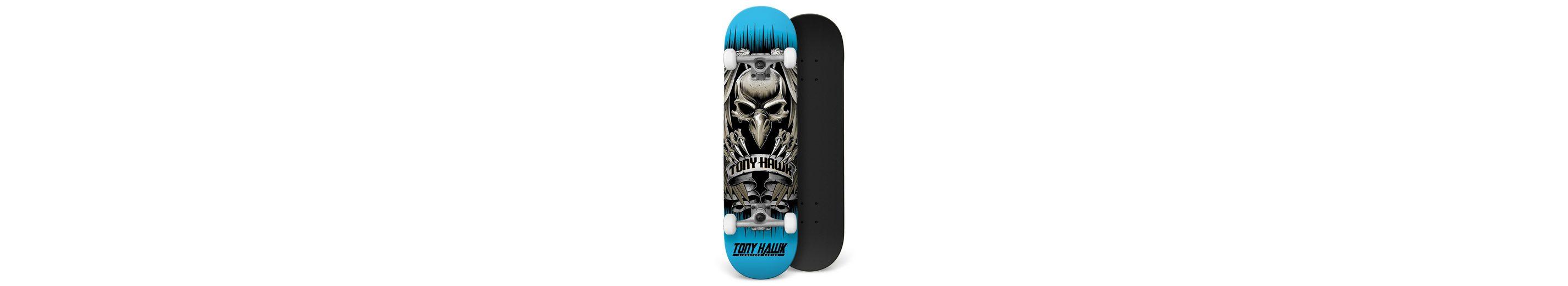 Tony Hawk Skateboard, »Hawk Head«