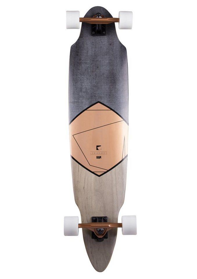 Ram Longboard, »Sarchez« in mehrfarbig