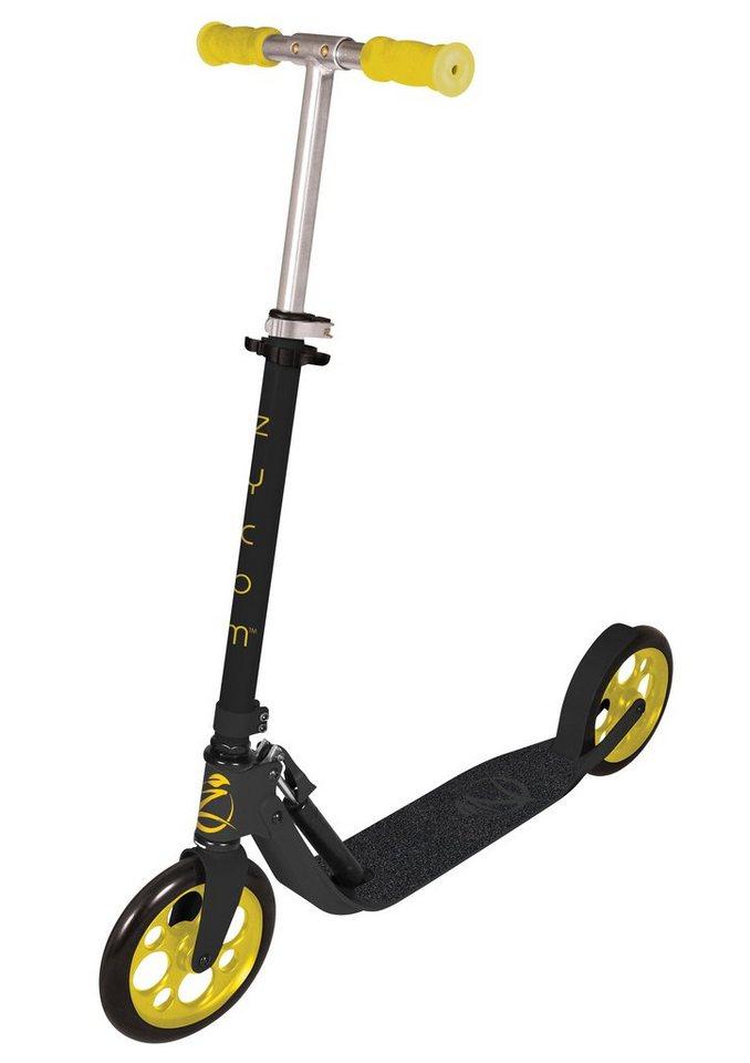 Zycomotion Scooter, »Easy Ride 200« in schwarz-gelb