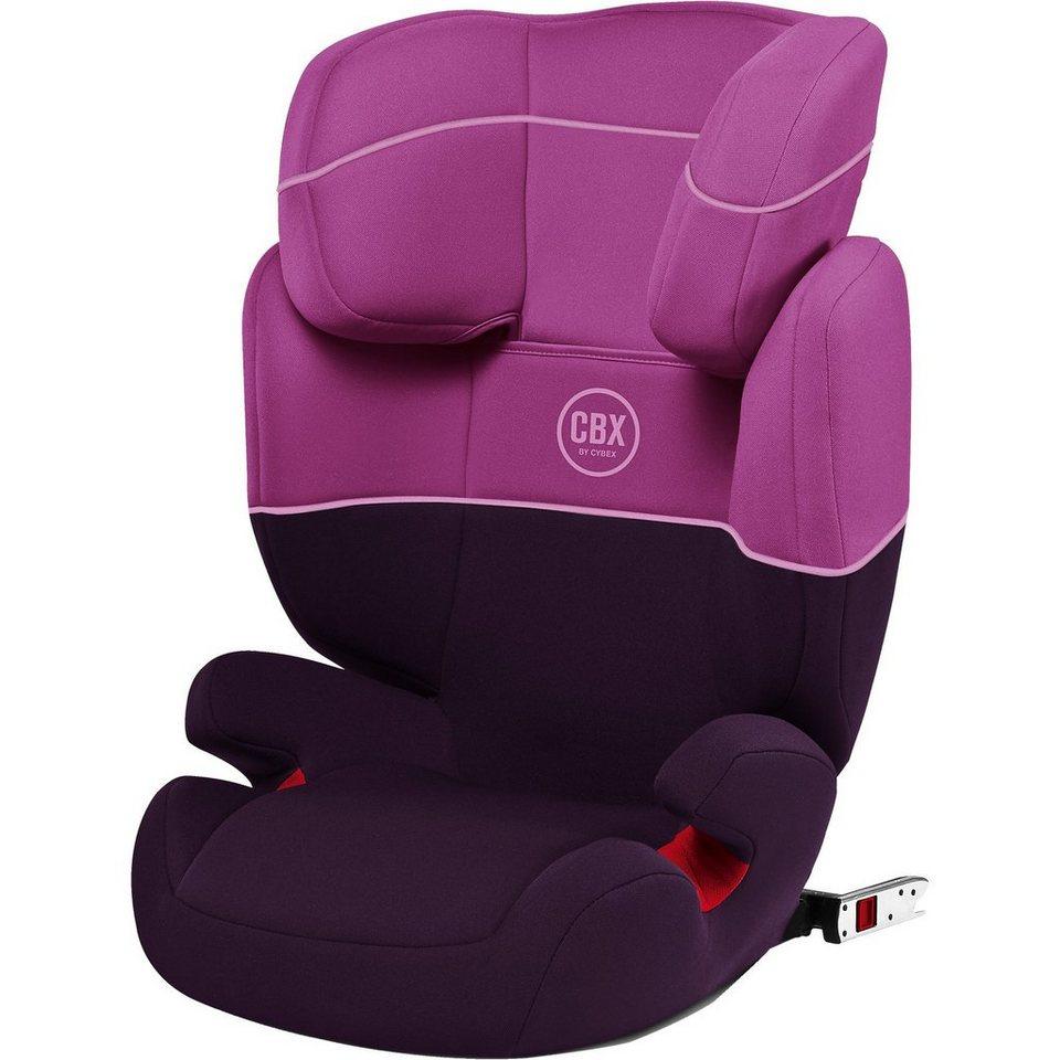 CBX by Cybex Auto-Kindersitz Free-Fix, CBXC-Line, Purple Rain, 2017 in lila