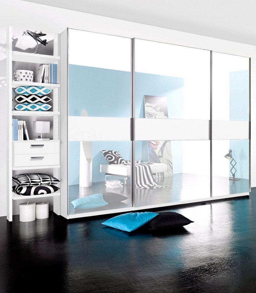 Badezimmer Regal Mit Schubkästen ~ INOSIGN Regal, mit Schubkästen, Made in Germany in weiß