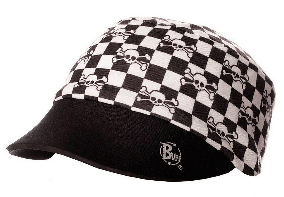 BUFF® Schildmütze, »Visor Evo 2« in schwarz-weiß