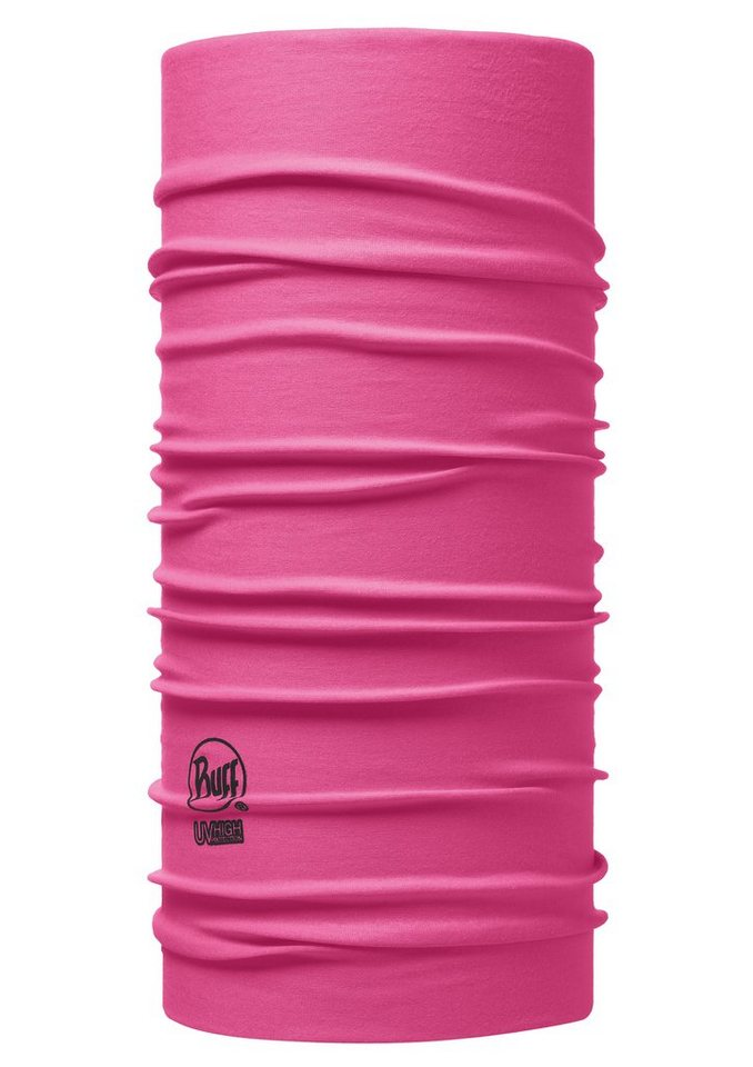 BUFF® Multifunktionstuch, High UV Protection Buff®, »Fuchsia« in pink