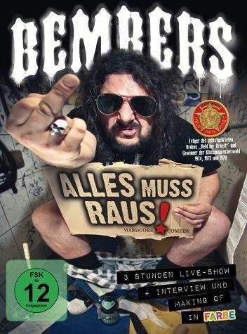 DVD »Bembers - Alles muss raus!«