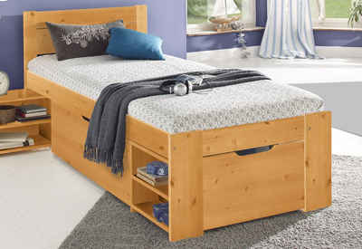Bett 160x200 Cm Kaufen Bettgestell Doppelbett Otto