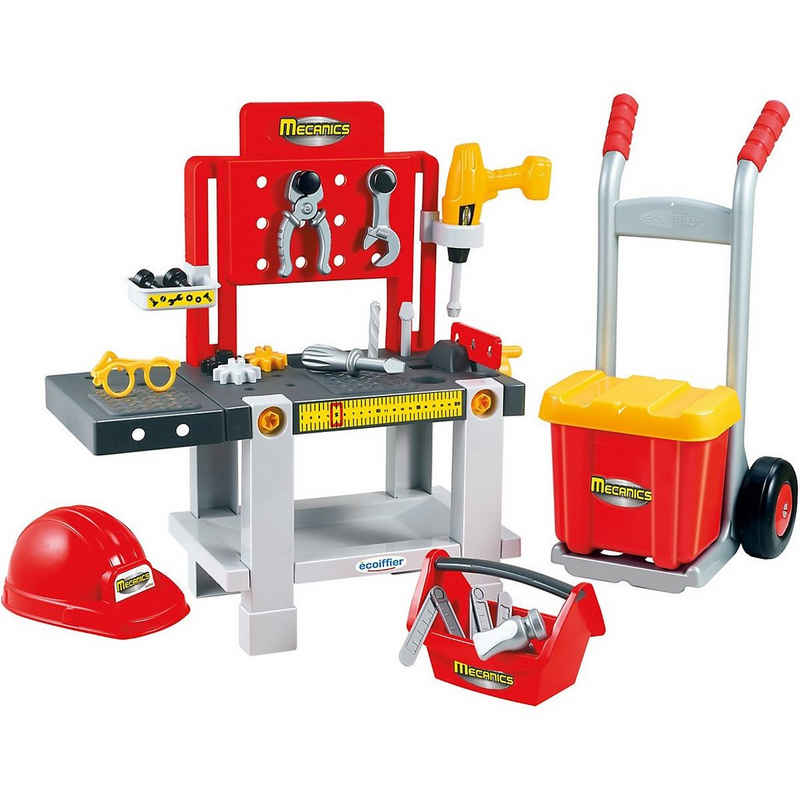 Ecoiffier Spielwerkzeug »Werkstatt-Set 4in1«