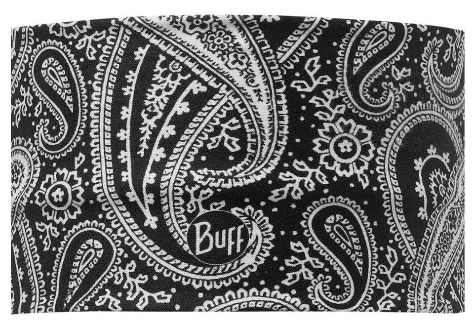 BUFF® Stirnband, aus Coolmax Extreme Gewebe, »Cail« in schwarz-weiß