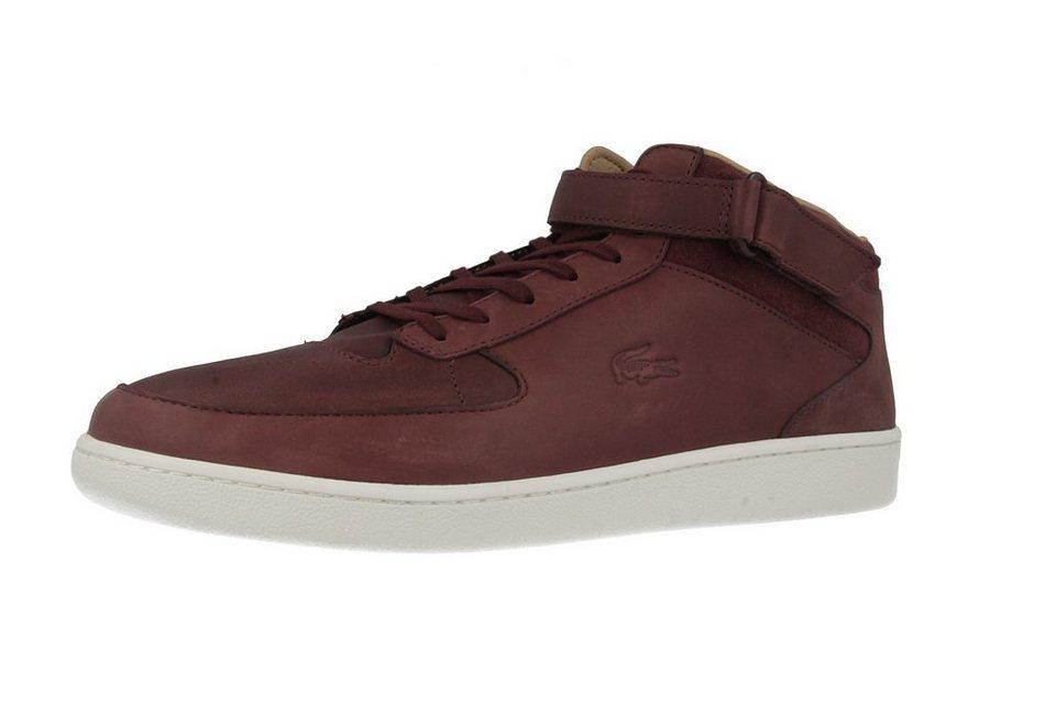 Lacoste Sneaker in Braun