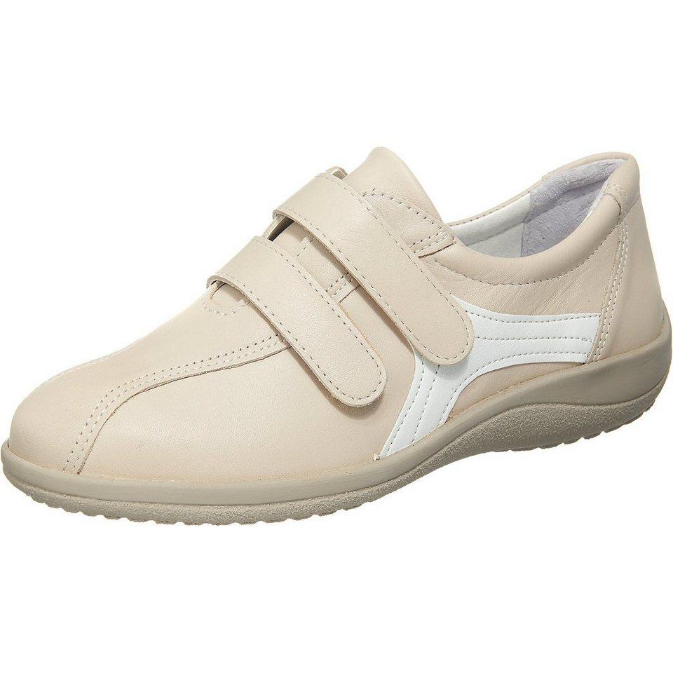 Franken-Schuhe Halbschuhe weit in sand