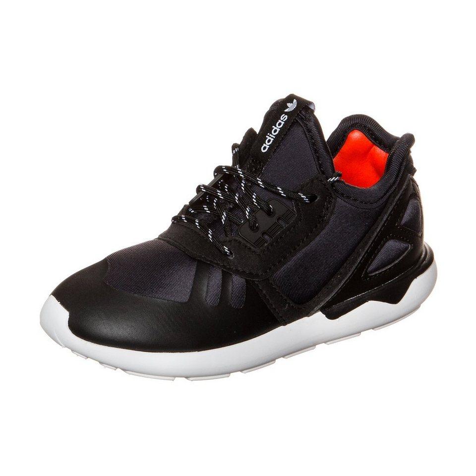 adidas Originals Tubular Runner I Sneaker Kleinkinder in schwarz / weiß