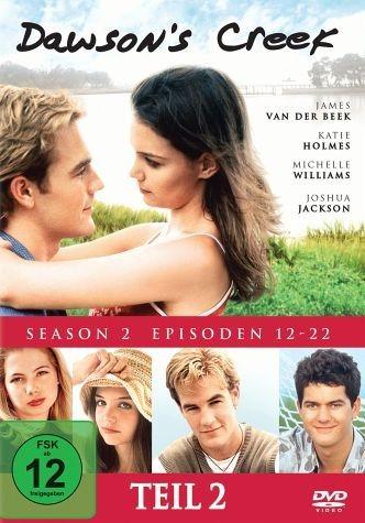 DVD »Dawson's Creek - Season 2, Vol.2 (3 Discs)«
