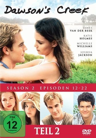 DVD »Dawson's Creek - Season 2, Vol.2 (3 Discs)«