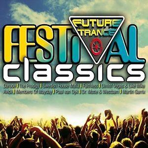 Audio CD »Various: Future Trance-Festival Classics«