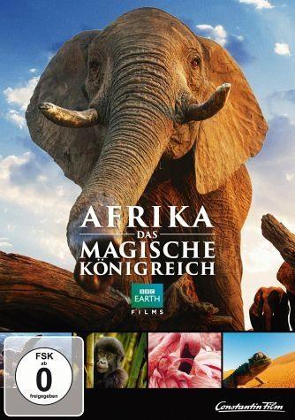 DVD »Afrika - Das magische Königreich«