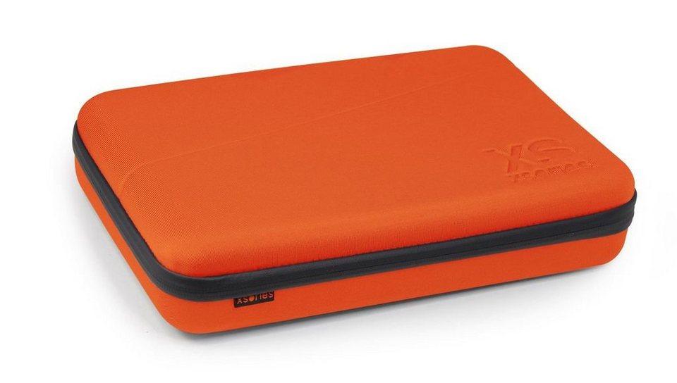 XSories Tasche »Schutzcase für GoPro LARGE« in Orange-Schwarz