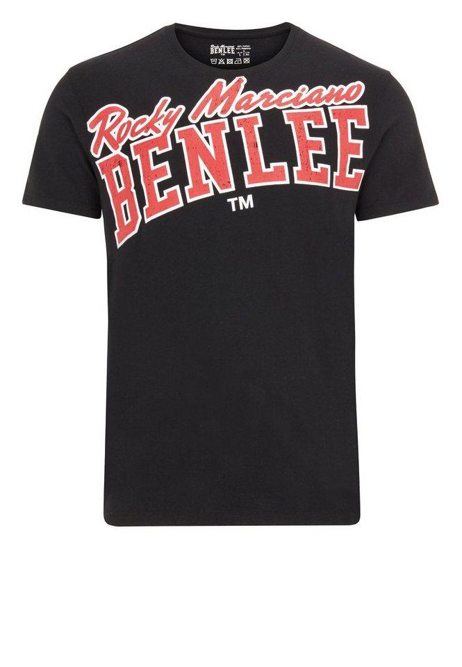 Benlee Rocky Marciano T-Shirt »GROSSO« in Black