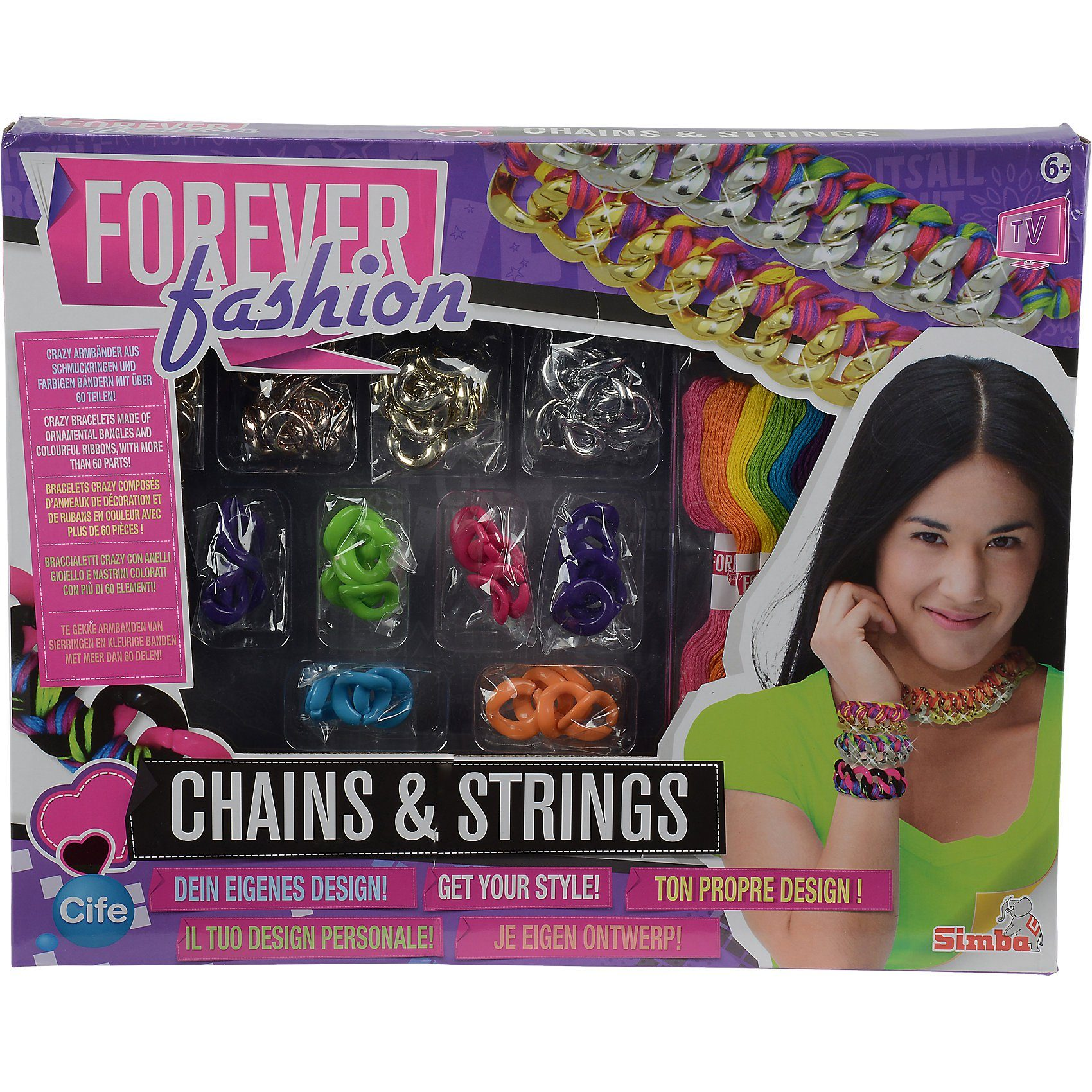 Simba Forever Fashion Chains & Strings