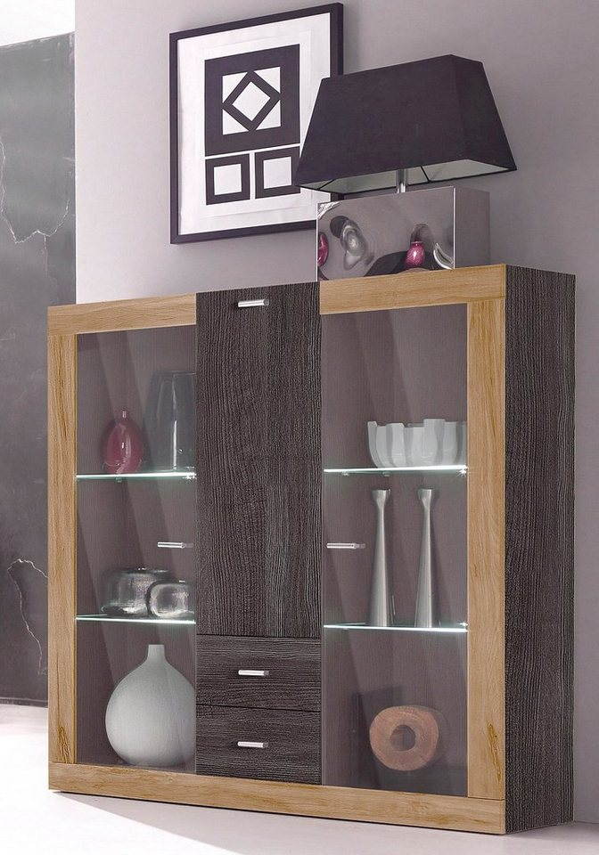 highboard breite 110 cm online kaufen otto. Black Bedroom Furniture Sets. Home Design Ideas