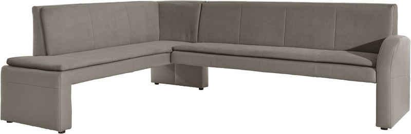 exxpo - sofa fashion Eckbank »Cortado«, Frei im Raum stellbar