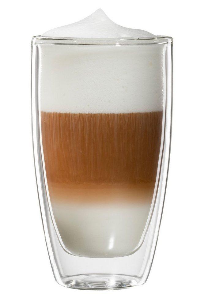 bloomix latte macchiato glas roma 4 tlg doppelwandig online kaufen otto. Black Bedroom Furniture Sets. Home Design Ideas