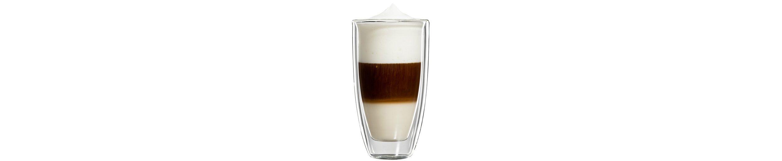 bloomix Latte Macchiato-Glas, 4er Set, »Roma Grande«, 350 ml
