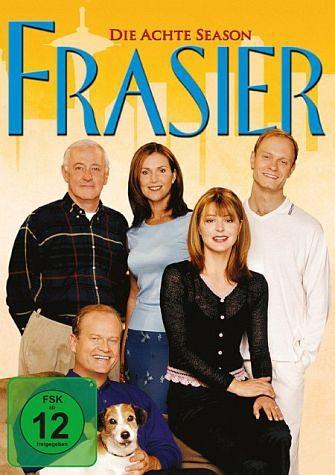 DVD »Frasier - Die komplette achte Season«